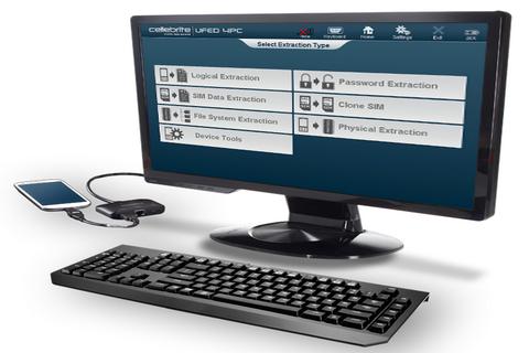以色列Cellebrite UFED 4PC手机司法取证软件